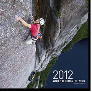 World Climbing Calendar 2012