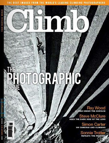 Climb Magazine UK 2012 Photographic Issue