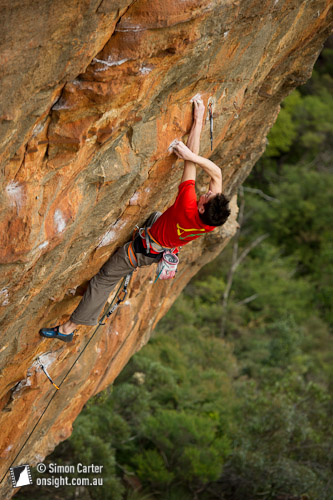 Matt Norgrove, Mt Line (32), Diamond Falls, Blue Mountains, NSW, Australia.