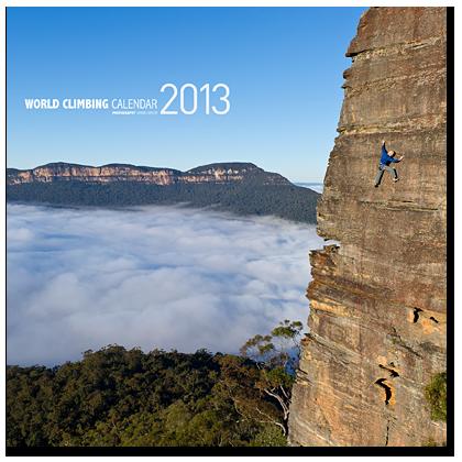World Climbing Calendar 2013