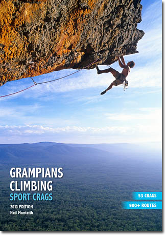 Grampians Climbing guidebook