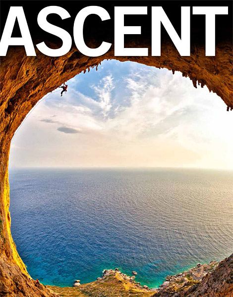 Ascent Magazine 2013 cover