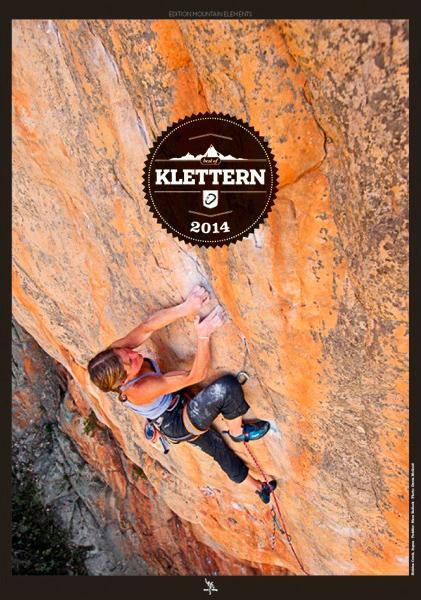 Klettern-calendar-2014-cover