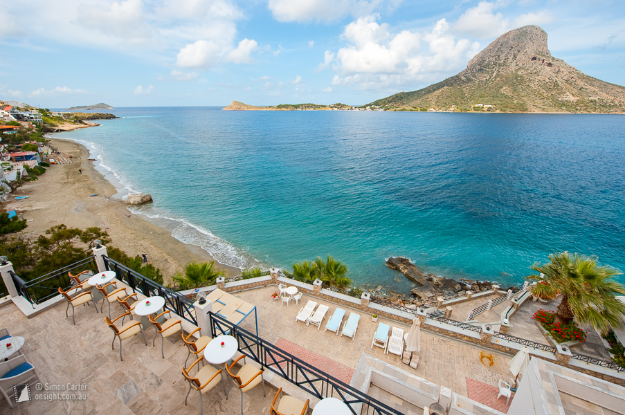 Kalymnos Greece  city images : ... to Telendos Island from Ambiance Studios, Masouri, Kalymnos, Greece