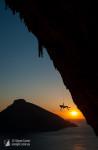 Benedikt Walser, Aegialis (7c), Grande Grotta, Kalymnos, Greece.