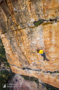 Edward Hamer, Tiger Cat (33). Clearly the route to do here..