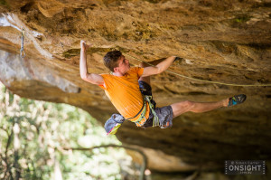 Daniel Fisher on the opening moves of Attack Mode/White Ladder at Nowra, Australia.