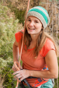 Barbara Zangerl. Photo: Monique Forestier