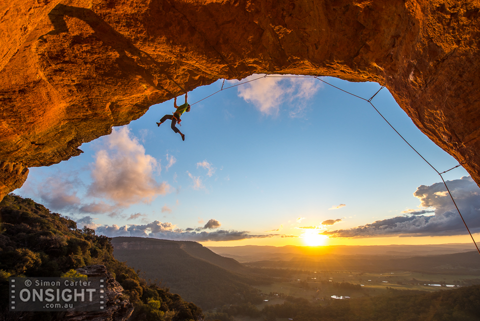 Roman Hofmann, Double Adapter (31), Gateway, Blue Mountains, Australia.