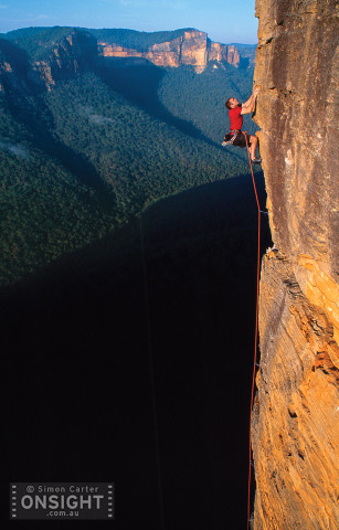 Nigel Campbell, Debris (23), Pierce's Pass, Blue Mountains, NSW, Australia.