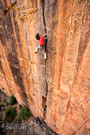 Nicky Dyal, Janicepts (21), Mount Piddington, Blue Mountains, NSW, Australia.