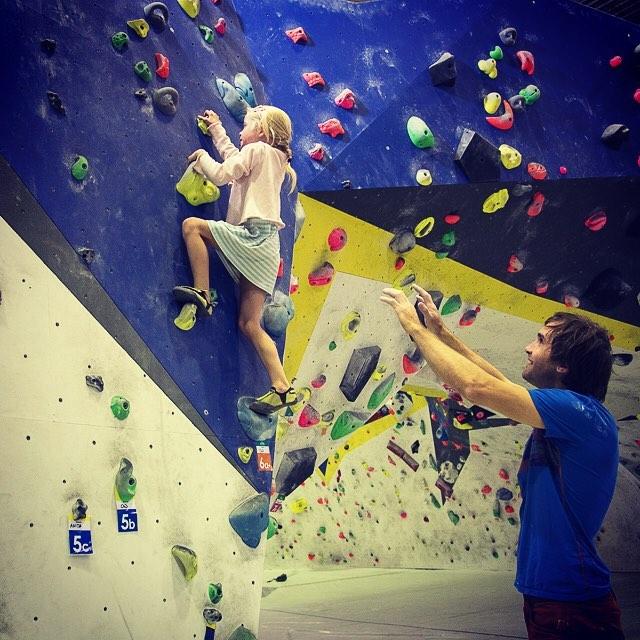 Instagram - Sharma Climbing Bcn